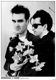 Morrissey & Marr-Manchester 1983 Foto