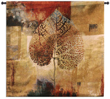 Abstract Autumn Wall Tapestry by  Dougall