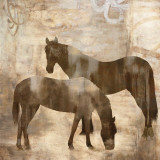 Equine I Poster by Jason Mann
