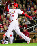 Allen Craig Home Run Game 7 of the 2011 MLB World Series Action (36) Photo