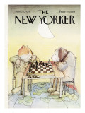 The New Yorker Cover - June 24, 1974 Premium Giclee Print by Andre Francois
