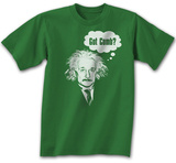Albert Einstein - Got Comb T-shirts