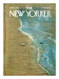 The New Yorker Cover - July 10, 1978 Premium Giclee Print by Andre Francois