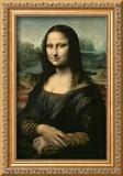Mona Lisa, c.1507 Framed Giclee Print by  Leonardo da Vinci