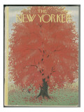 The New Yorker Cover - October 18, 1952 Premium Giclee Print by Edna Eicke