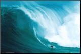 Surfista Impressão montada