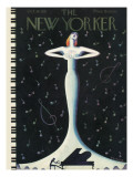 The New Yorker Cover - October 24, 1931 Premium Giclee Print by Rose Silver