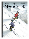 The New Yorker Cover - January 24, 2000 Premium Giclee Print by Harry Bliss