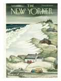 The New Yorker Cover - April 2, 1949 Premium Giclee Print by Edna Eicke