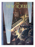 The New Yorker Cover - September 26, 1953 Premium Giclee Print by Arthur Getz