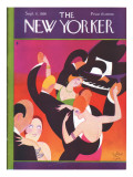 The New Yorker Cover - September 11, 1926 Regular Giclee Print by Eugene Gise