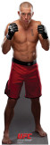 George St. Pierre - UFC Cardboard Cutouts