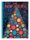 The New Yorker Cover - December 20, 1969 Regular Giclee Print by Charles E. Martin