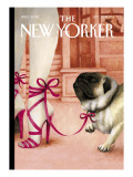 The New Yorker Cover - September 27, 2004 Premium Giclee Print by Ana Juan