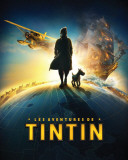 Tintin-Globe French Affiches