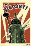 Doctor Who - Dalek to Victory Prints