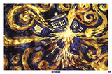 Doctor Who - Exploding Tardis ポスター