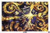 Doctor Who, Explotando Tardis Pósters