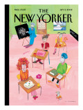 The New Yorker Cover - September 2, 2002 Regular Giclee Print by Maira Kalman