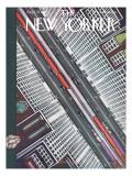 The New Yorker Cover - September 22, 1928 Regular Giclee Print by Adolph K. Kronengold