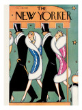 The New Yorker Cover - October 30, 1926 Regular Giclee Print by Stanley W. Reynolds