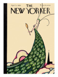 The New Yorker Cover - April 3, 1926 Premium Giclee Print by Rea Irvin