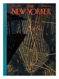 The New Yorker Cover - October 11, 1930 Premium Giclee Print by Theodore G. Haupt