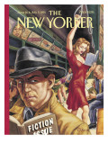 The New Yorker Cover - June 26, 1995 Regular Giclee Print by Owen Smith