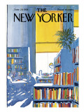 The New Yorker Cover - June 29, 1968 Premium Giclee Print by Arthur Getz