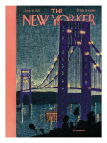 The New Yorker Cover - June 6, 1931 Regular Giclee Print by Theodore G. Haupt