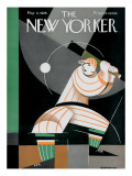 The New Yorker Cover - May 8, 1926 Regular Giclee Print by Victor Bobritsky