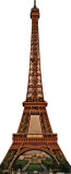 Eiffel Tower Standup Cardboard Cutouts