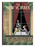 The New Yorker Cover - May 10, 1999 Regular Giclee Print by Harry Bliss