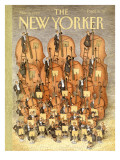 The New Yorker Cover - March 6, 1989 Premium Giclee Print by John O&#39;brien
