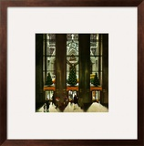 """St. Patrick's Cathedral at Christmas,"" December 3, 1949 Framed Giclee Print by John Falter"