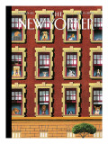 The New Yorker Cover - August 13, 2007 Regular Giclee Print by Mark Ulriksen