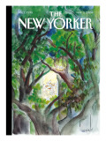 The New Yorker Cover - May 3, 2004 Premium Giclee Print by Jean-Jacques Sempé