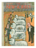 The New Yorker Cover - February 14, 1948 Premium Giclee Print by Abe Birnbaum