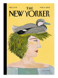 The New Yorker Cover - March 14, 2005 Premium Giclee Print by Maira Kalman