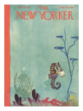 The New Yorker Cover - April 23, 1932 Premium Giclee Print by E.B. White