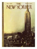 The New Yorker Cover - March 3, 1962 Regular Giclee Print by Arthur Getz