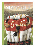 The New Yorker Cover - January 27, 2003 Regular Giclee Print by Harry Bliss