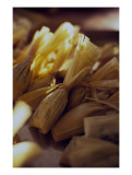 Gourmet - November 1999 Stretched Canvas Print by Romulo Yanes