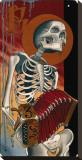 Akkordeon Reproduction sur toile tendue par Bjorn Liebner