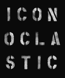 Iconoclastic Stretched Canvas Print by Tiffany Dow
