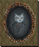 Wallace Hindersmith Kunstdruk op gespannen doek van  Larkin