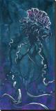 Man-o-War Stretched Canvas Print by David Lozeau