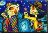 Noche de los Muertos Reproduction sur toile tendue par Dave Sanchez