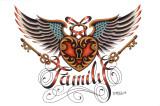 Family Poster by Tyler Bredeweg
