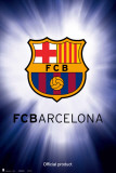 FC Barcelona- Shield Prints